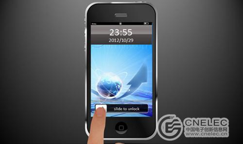 """因为在苹果推出第一款智能手机之前,一家名为""""neonode""""的瑞典公司就"""