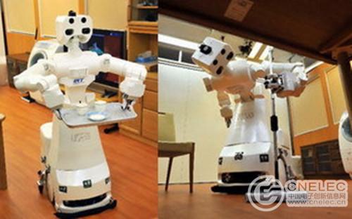 智能服务 机器人总动员